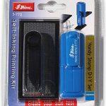 'Estampes Motif texte de téléphone portable Stamp Shiny S 772à monter soi-même, avec clips Clip auto-encreur jusqu'à 4lignes de texte de la marque Shiny&Shiny image 3 produit