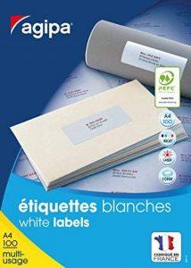 etiquettes enveloppes gratuites TOP 2 image 0 produit