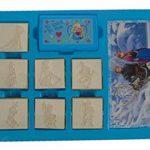 Feuchtmann Spielwaren Multiprint–07220–Tampon Set Dinosaure, 12pièces de la marque Multiprint image 4 produit