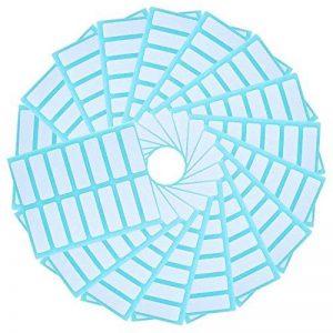 File Folder Labels Nom étiquette de classement enveloppes étiquettes Prix Stickers Bouteille Tasse Blanc rectangle à imprimer Set A de la marque Aneco image 0 produit