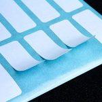 File Folder Labels Nom étiquette de classement enveloppes étiquettes Prix Stickers Bouteille Tasse Blanc rectangle à imprimer Set A de la marque Aneco image 3 produit
