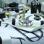 Generique - Ruban Cinéma Blanc et Noir de la marque Generique - image 4 produit