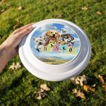 Graphique et Plus Chien et Chat grce Thank You Selfie Fantaisie 22,9 cm Flying Disc de la marque Graphics and More image 1 produit