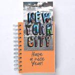 Grupo Erik Editores agvf1801–Agenda Scolaire en français New York, 11.4x 16cm de la marque Grupo Erik Editores image 1 produit