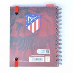 Grupo Erik Editores asvw1805–Agenda Scolaire Atlético de Madrid, 11.4x 16cm de la marque Grupo Erik Editores image 2 produit