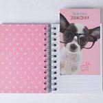 Grupo Erik Editores Studio Pets–Agenda Scolaire en français avec motif chien, 11.4x 16cm de la marque Grupo Erik Editores image 4 produit