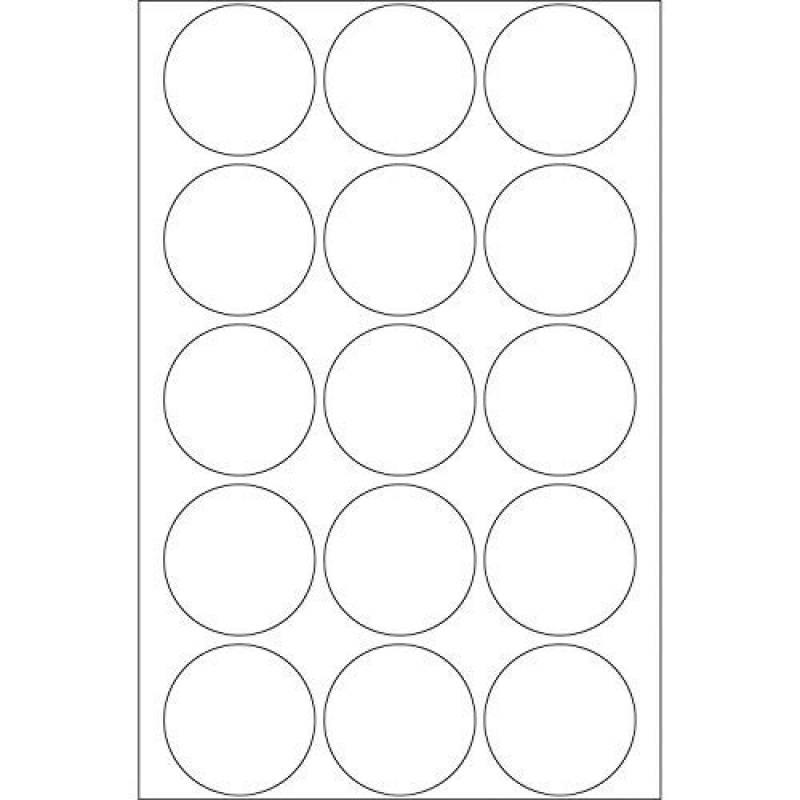 80 or cercles Stickers-Auto-Adhésif étiquettes vinyles taille 38 mm chaque