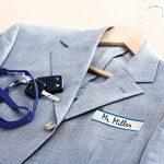 Herma 4511Nom Étiquettes résidus (63,5x 29,6mm, textile, autocollantes, badges, imprimable Lot de 540sur 20feuilles DIN A4), blanc de la marque HERMA image 4 produit