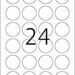 Herma 5066 Étiquettes movables/amovibles diamètre 40 A4 Blanc de la marque HERMA image 1 produit