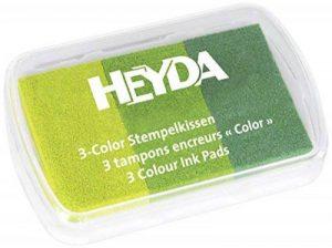 HEYDA 204888463encreur (60x 30) Grüntöne de la marque Baier & Schneider image 0 produit