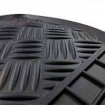 ilTappetoAuto® Ensemble de tapis de sol pour voiture Caoutchouc inodore Code produitRIGUM904161 de la marque ilTappetoAuto® image 3 produit
