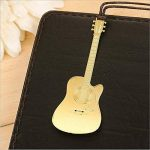 Instrument de musique 6pcs Marque-page en métal–Amupper Cuted Plaqué or 18K Acier inoxydable livre Mark de la marque Amupper image 3 produit