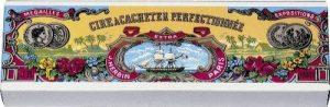 J.herbin 31024T boîte de 10 bâtonnets de cire à cacheter avec bankier cerisier de la marque J. Herbin image 0 produit