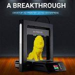 JGAURORA A5 Imprimante 3D de mis à jour des imprimantes extrême de grande précision avec la grande taille de 305 * 305 * 320mm de la marque JG AURORA image 3 produit