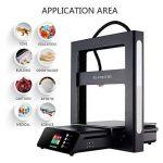 JGAURORA A5 Imprimante 3D de mis à jour des imprimantes extrême de grande précision avec la grande taille de 305 * 305 * 320mm de la marque JG AURORA image 4 produit