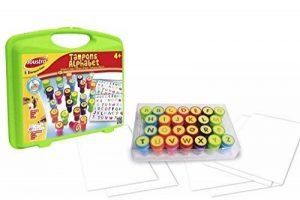 Joustra - 41475 - Tampons À Imprimer - Mallette Alphabet de la marque Joustra image 0 produit