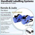 Judo 26Prix et étiquetage Gun, deux lignes Top = 8/bas = 6 de la marque Judo image 4 produit