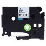 Karl Aiken 5x Compatible Ruban Cassette Laminé Brother TZe-231 TZ-231 Noir sur Blanc 12mm x 8m pour Tze Tape Brother P-Touch PT-1000 P700 9500 2430 GL-H100 GL-H105 GL-200 PT-1080 PTE-550WVP PT-P700 PT-H300 PT-1005 PT-1010 PT-1090 PT-1200 PT-1250 de la mar image 1 produit