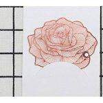 L'apprentissage en métal élégant Laiton Marque-page Rose signets pour les amateurs de livre Cadeau papeterie Bureau à imprimer de la marque AHIMITSU image 1 produit