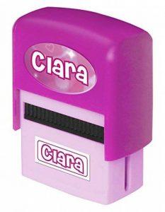 La Carterie Clara Tampon encreur personnalisé de la marque La Carterie image 0 produit