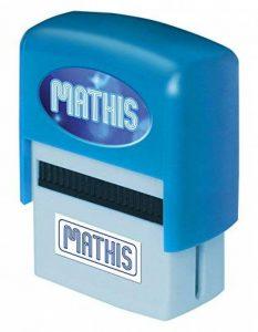 La Carterie Mathis Tampon encreur personnalisé de la marque La Carterie image 0 produit