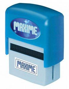 La Carterie Maxime Tampon encreur personnalisé de la marque La Carterie image 0 produit
