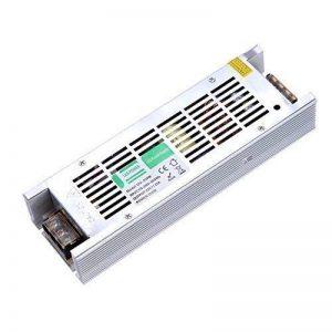 Liqoo Transformateur LED Driver DC 12V Transfo 400W 33A Alimentation AC 110V - 260V à DC 12V Convertisseur Pour LED Ruban LED Ampoule MR16 MR11 de la marque Liqoo image 0 produit