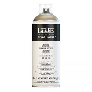 Liquitex Professional Peinture Acrylique Aérosol 400 ml Or Antique Iridescent de la marque Liquitex image 0 produit