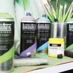 Liquitex Professional Peinture Acrylique Aérosol 400 ml Or Antique Iridescent de la marque Liquitex image 1 produit