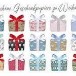 Lot de 3 feuilles de papier cadeau de Noël en forme de pingouin avec aby dans un bleu glacé pour Noël et la période de l'Avent Papier de Noël pour cadeaux de Noël, calendrier de l'Avent etc. (Format : 50 x 70 cm) de la marque Grußkarte mit Herz image 3 produit