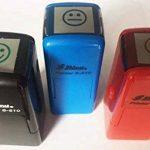 Lot de 3 tampons auto-encreurs pour enseignants de la marque Trodat image 1 produit