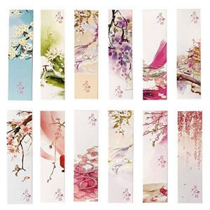 Lot de 30 Marque-pages de fleurs colorées pour femmes enfants filles de la marque YOSCO image 0 produit