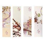 Lot de 30 Marque-pages de fleurs colorées pour femmes enfants filles de la marque YOSCO image 3 produit
