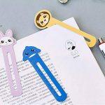 Lot de 30 Marque-pages drôles d'animaux mignons pour les filles de garçons d'adolescents d'enfants de la marque YOSCO image 1 produit