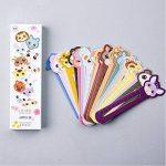 Lot de 30 Marque-pages drôles d'animaux mignons pour les filles de garçons d'adolescents d'enfants de la marque YOSCO image 3 produit