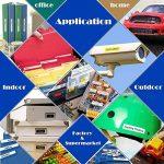 Lot de 4 Ruban pour Étiqueteuse TZe Tapes Noir sur Blanc Compatible avec Brother TZe-231 /12mm x 8m / pour Brother P-Touch PT-1000 PT-1010R PT-2030VP PT-2430PC PT-D600VP PT-E100 PT-H110 PT-D210 PT-9700PC PT-D400 PT-P700 PT-9800PCN PT-H300 PT-1290 PT-P750W image 1 produit