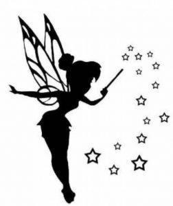 Loyauté récompense Tampon–Fairy–Self encrage Tampon–11mm de la marque Inconnu image 0 produit
