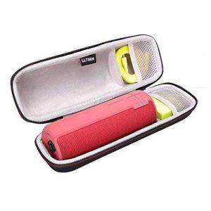 LTGEM EVA Étui rigide Sac de rangement de voyage pour Ultimate Ears UE BOOM 2 / UE BOOM 1 Haut-parleur portatif sans fil Bluetooth. Compatible avec câble USB et chargeur mural de la marque LTGEM image 0 produit