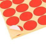 MagiDeal 1440pcs 25mm Autocollant Cercle Etiquette Vierge Sticker Rond Adhésif de la marque MagiDeal image 2 produit