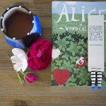 """Marque-page """"Alice au pays des merveilles"""" fait à la main. Excellent cadeau pour un dévoreur de livre ! de la marque Mybookmark image 3 produit"""
