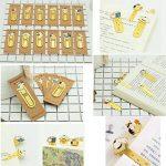Marque-page de chat Bookmark métal Fournitures de bureau scolaire Marque-page de la marque Black Temptation image 1 produit