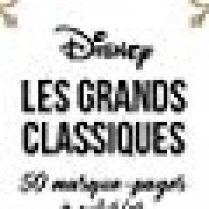 Marque-pages Disney Grands classiques: 50 marque-pages à colorier de la marque Jean-Luc Guérin image 0 produit