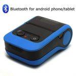 [Mise à niveau 2.0] Imprimante d'étiquette thermique portable Bluetooth Étiquette et support d'impression de reçus Imprimante sans fil 58MM MUNBYN pour Windows Android avec batterie rechargeable pour l'impression d'étiquette de prix de la marque MUNBYN image 2 produit