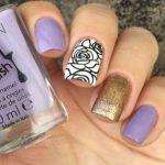 Moule roses flower moule tampon Décoration décorations ongles Ongle Nail Art de la marque Vinciann image 2 produit