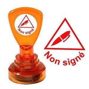 Non signé - Tampon Encreur Enseignant, Encre Rouge. 22mm. de la marque Classmate image 0 produit