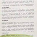 ORGANYC–Tampon super avec applicateur Organyc, 14ud de la marque Organyc image 3 produit