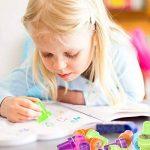 PAMIYO Tampons Enfants, Set de 26pcs Tampons Animaux, Coussins Encreurs de Motif Animaux Multicolore Cachet Auto Encrage Cadeau Jouet Éducatif des Enfants de la marque PAMIYO image 2 produit