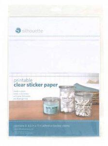 papier étiquettes autocollantes transparentes TOP 9 image 0 produit