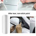 Peinture Film de Protection,Onlyhere Films de protection pour Auto Transparent Film de voiture auto 200 x 15 cm (2PCS) de la marque Onlyhere image 2 produit