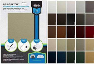 Pièce adhésive de réparation de cuir et vinyle (Beige) de la marque Pelle Patch image 0 produit